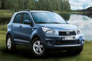 Daihatsu Terios Daihatsu Terios Prices Specs And Information Car Tavern