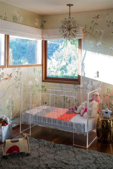 Lucite Crib by Design Definitions Chinoiserie House West