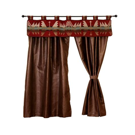 southwestern yellowstone curtains set