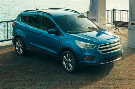 ford escape 0 60 2017 ford escape look review motor trend