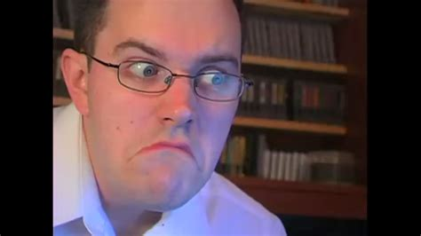 Pissed Off Face Meme - avgn pissed off