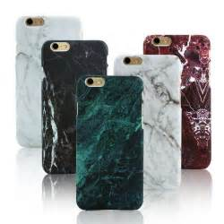 Iphone 6 6s Plus Marble Texture Gray Hardcase pc marble granite texture glossy cover for apple iphone 7 6 6s 7 plus ebay