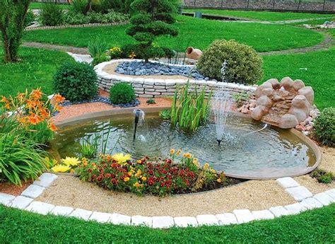 piccoli laghetti da giardino laghetto la costruzione di un giardino acquatico 3