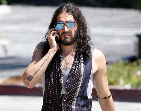 russell brand tattoos tattoos most tattoos
