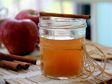 homemade apple cider recipe