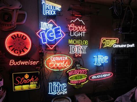 vintage bud light beer surfboard neon sign price reduced