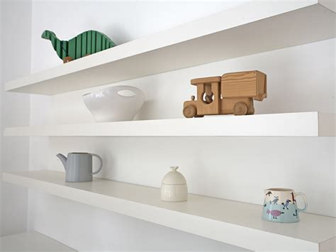 floating white shelves the usage of floating shelves in your home decoration channel
