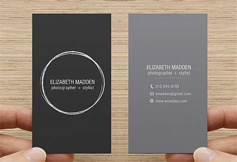 two sided business card template word 10 best images of sided postcard template