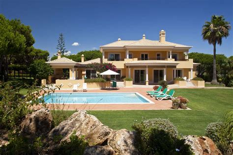 Garage Size by Luxury Villa For Sale In Parque Atlantico Quinta Do Lago