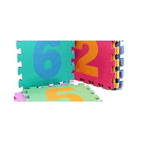 tappeto per puzzle tappeto puzzle numeri 10 pezzi il punto esclamativo