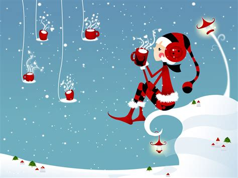 wallpaper christmas cartoon christmas wallpaper christmas wallpaper 9330975 fanpop