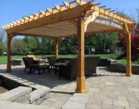 build custom outdoor customers photo custom  x  cedar  beam pergola