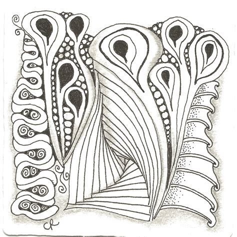 zentangle tile template zentangle tile template search pattern