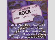 Rock Live From Mountain Stage (CD, Album)   Discogs Jayhawks Discogs