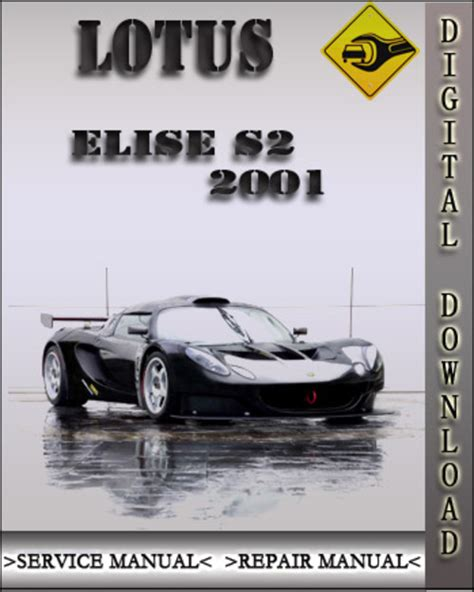 service manual free download parts manuals 2001 lotus esprit electronic valve timing service 2001 lotus elise s2 factory service repair manual