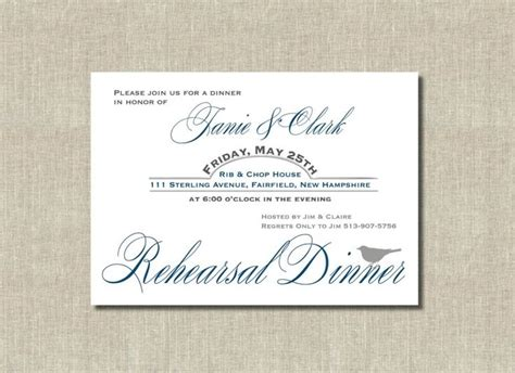 free rehearsal dinner invitation templates printable