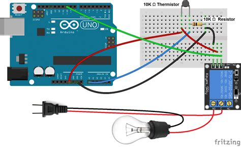 power resistor tutorial make an arduino temperature sensor thermistor tutorial