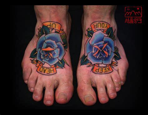 tattoo prices seoul new school foot flower tattoo by seoul ink tattoo