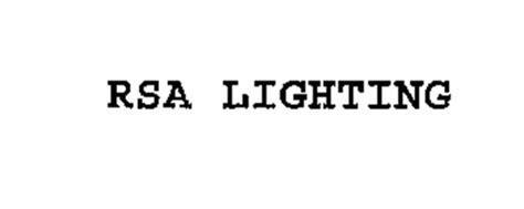 Rsa Lighting by Rsa Lighting Trademark Of Cooper Technologies Company