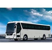 Hyundai Bus Amazing Pictures &amp Video To