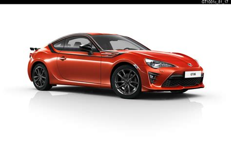 toy0ta limited toyota gt86 tiger will be rarer than a