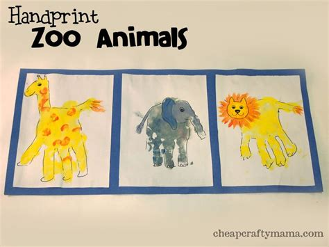 zoo animal crafts for 156 best images about safari projects on