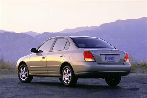 2001 06 hyundai elantra consumer guide auto