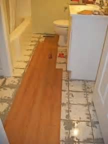 Vinyl flooring over tile how to