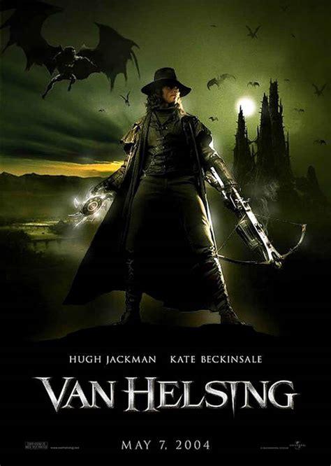 fantasy film exles van helsing fantasy movie poster