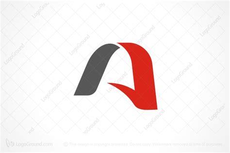 Letter Logo Letter A Logo
