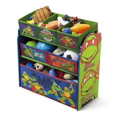 Turtles Bedroom In A Box Mutant Turtles Organizer Bin Box Storage
