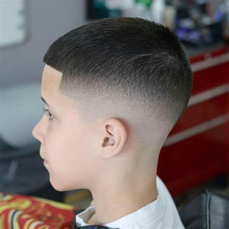 boys fade hairstyles brush cut1 hair cuts pinterest haircuts hair cuts