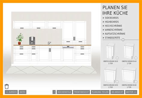 küchenzeile planen k 252 che planen und kaufen dockarm