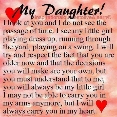 Beautiful Quotes For Daughters Birthday My Daughter My Proud Quotes Pinterest The O Jays