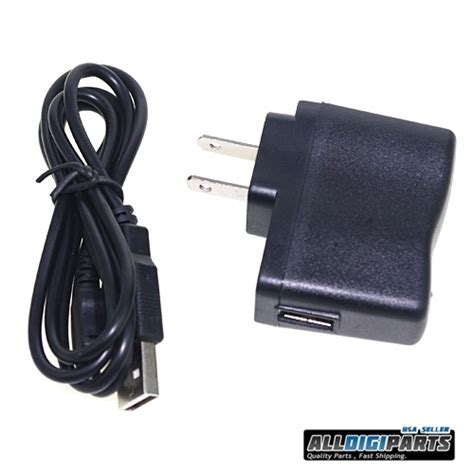 does kindlee with a charger ac adapter for kindle usb wall charger home