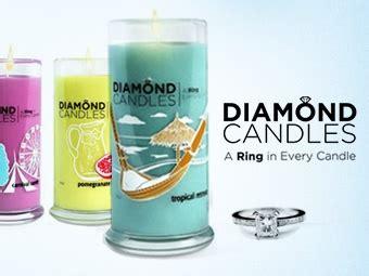 Diamond Candle Giveaway - diamond candle flash giveaway