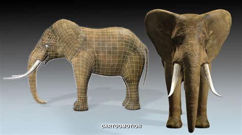 Gamis Eleghant Maxy by Elephant 3d Model Ready Max Obj Cgtrader