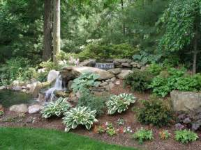 Backyard Landscaping Ideas On A Budget Water Features Formal And Informal Ideas And Tips