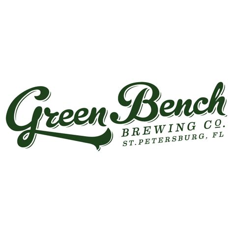 bench logo green bench has a new head brewer and things are looking