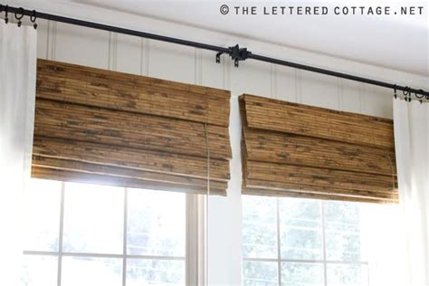curtain height above window mount blinds above window to get more height i like the