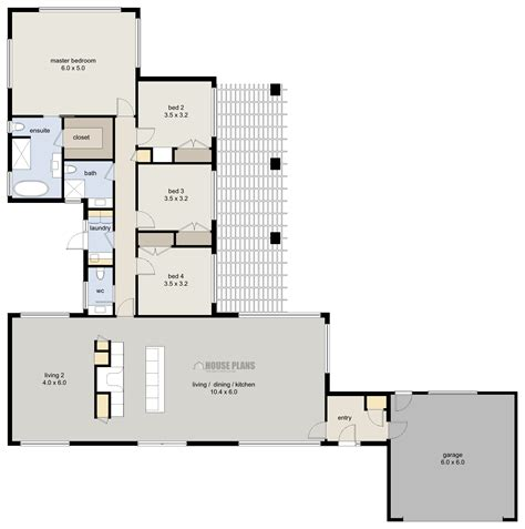 kennel floor plans house plans 4 bedroom luxury house plans cltsd luxury