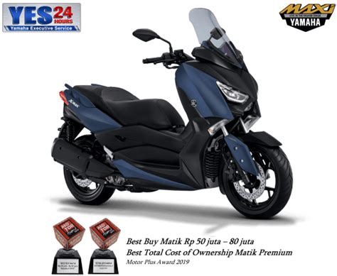 yamaha xmax  cash kredit arista group