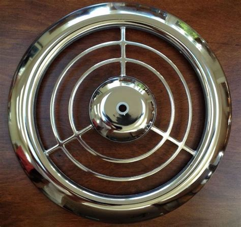 kitchen exhaust fan cover 100 more new old stock emerson pryne kitchen exhaust fan