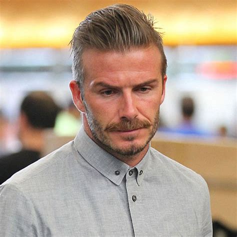 David Beckham Hairstyles by David Beckham Hairstyles