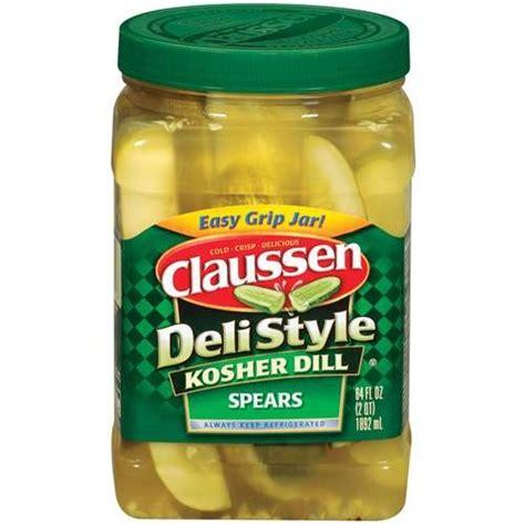 kosher pickles kosher dill pickles recipe dishmaps