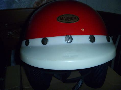 rzlbundle helmet magnum 5 button