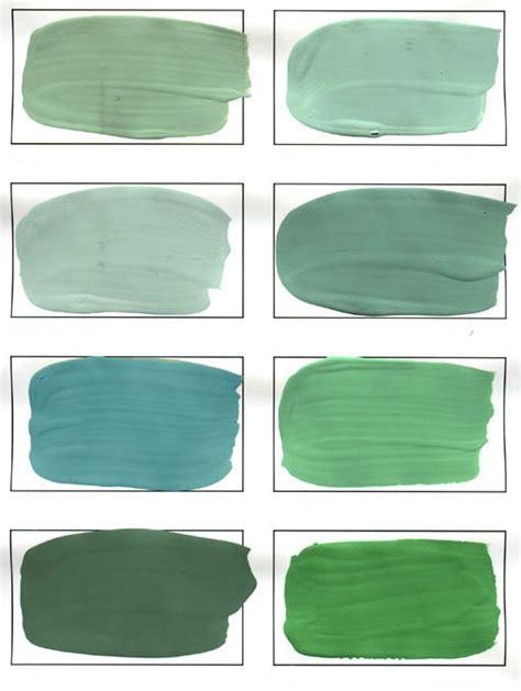 verdigris green  classic color  paint