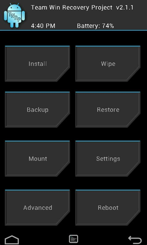 team win recovery project apk how to install cyanogenmod 12 1 cm12 1 on your android device