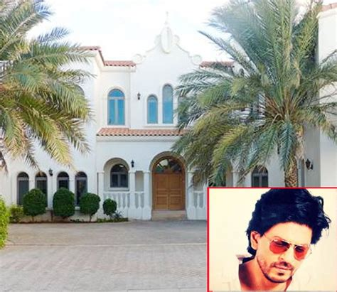 Srk House by Shah Rukh Khan House In Dubai Bollywood Adtubeindia