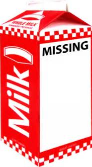 missing person milk template psd detail missing milk official psds